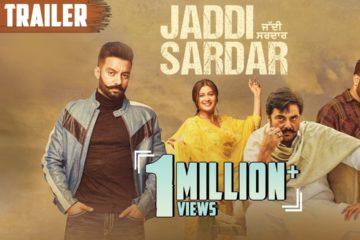 New Punjabi Film 'Jaddi Sardar' Announced, Sippy Gill